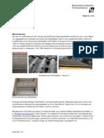 Asbest Dachwellpappen