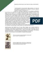 Asemanarile si deosebirile intre Dada Si Art Deco in ce priveste designul de poster