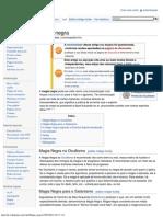 Magia negra – Wikipédia, a enciclopédia livre