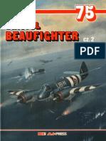 (Monografie Lotnicze No.75) Bristol Beaufighter, Cz.2