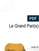 Le Grand Paris - Analyse of Projects