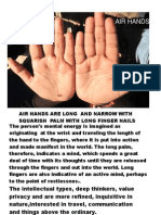 THE AIR HAND
