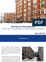 Moving to Marylebone