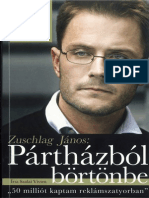 Zuschlag Janos - Parthazbol Bortonbe