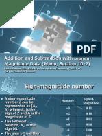 Signed-Magnitude