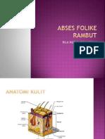 ABSES FOLIKE RAMBUT
