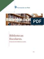 02 Promocion de La Biblioteca Escolar