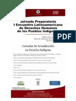jornada preparatoria derecho indígena