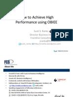 OBIEE Performance