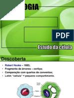 Citologia - Membrana plasmática