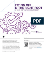 Getting Off on the Right Foot With Your Test Automation Project (1)