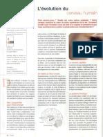 Bonheur, Psychologie, Motivation, Estime de Soi Evolution Du Cerveau Humain