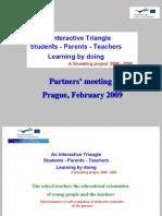 An Interactive Triangle Kalamaria_february_meeting