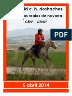 Doshaches Bardenas Reales Cen1