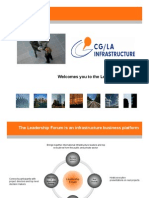 2010 Leadership Forum Platform