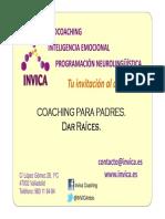 Coaching Educativo Invica. Raices y Alas