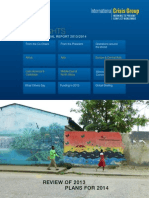 Crisis Group Annual Report 2014 - Highlights
