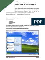 COmo Administrar Un ServidOr FTP Como Cliente FTP