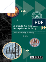 A WRITTEN WORKPLACE SAFETY PROGRAM