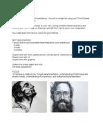 ad  drawingpainting-portraiture