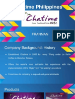 Chatime Midterms Presentation