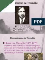 Asociacionismo de Thorndike