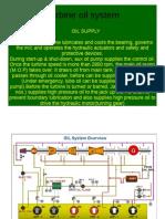 Turbine Oil System