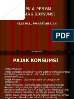 Ppn & Ppn Bm (Pajak Ekonsumsi)