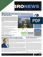 IBRO News 2013