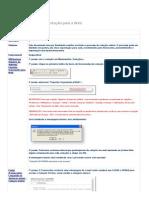 Como Fazer - Exportar cotação para a Web - Linha RM - TDN