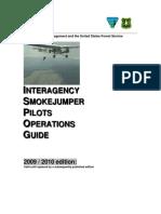 Smokejumping Pilot Guide