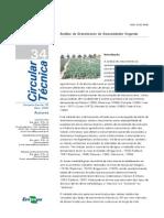 Análise do Crescimento de Comunidades Vegetais