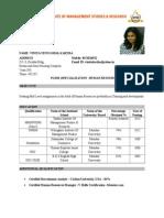 Resume -Vinita Kartha (1)