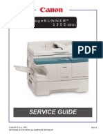 ImageRUNNER 1300 Series Service Guide
