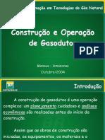 Aula 4 - Construcao e Operacao de Gasodutos