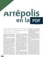 Artépolis en la 21