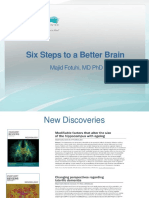 Six Steps to Grow Your Brain