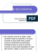 Charla Higiene Bucodental