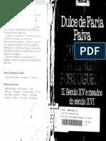 Livro+História+da+lingua+portuguesa+-+Dulce+de+Faria+Paiva