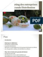 46140643 Le Marketing Des Entreprises de Grande Distribution 1