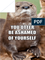 Bad Puns and Other Critters
