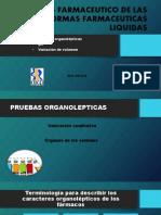 Analisis Farmaceutico de Las Formas Farmaceuticas Liquidas