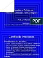 depressao e stress interaçoes farmacológicas e clínicas