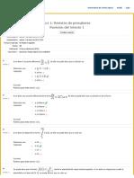 Revision de Presaberes Matema Esp