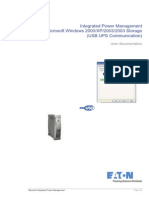 PowerManagement5 en Storage