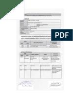 Formato III - Coordinador Administrativo