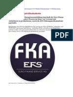 Die EFS Führungskräfteakademie
