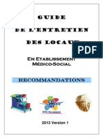 Guide Entretien Locaux EMS V1