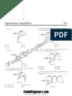Module 3- Operational Amplifiers