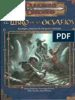 D&D 3.0 - El Libro De Los Desafios (Acertijos, Dungeons y Trampas).pdf